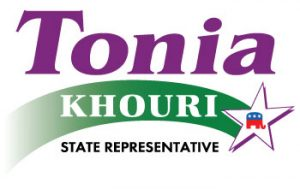 Tonia Khouri for State Representative 49th District