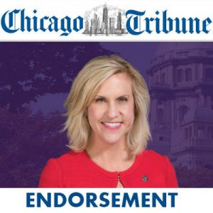 Tonia Khouri Endorsed by Chicago Tribune