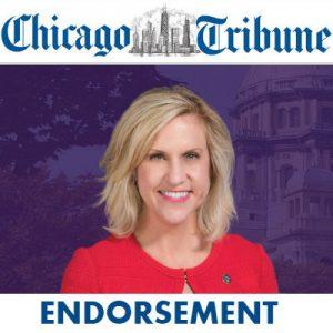 Tonia Khouri Endorsed by Chicago Tribune
