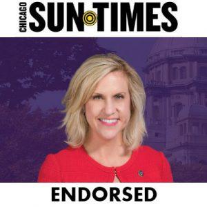 Chicago Sun-Time Endorsed