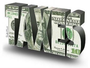 Property taxes and pension reform