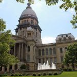 Illinois capital springfield