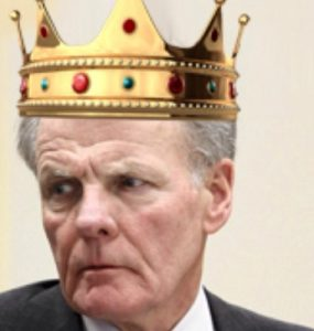 King Michael Madigan