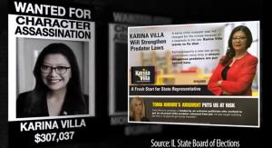 Karina Villa and her character assasination