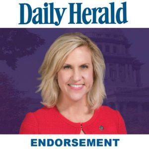 Tonia Khouri Endorsed by Daily Herald