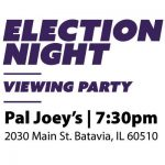 Election Night Viewing Party