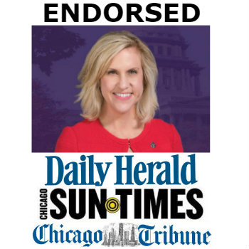 Khouri endorsed by Daily Herald, Sun Times, Chicago Tribune